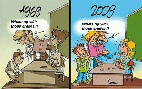 The trouble with todays education system